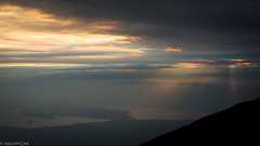 Sunset view from Nyiragongo (Julien Nyczak) Tags: virunganationalpark drc africa democraticrepublicofthecongo nyiragongo volcano tchegeraisland lakekivu goma sunset sunsetlight lightrays nikon nikkor nikond7100 nikkor1685 1685mm d7100