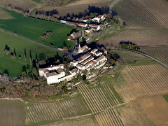 Mauriac (François Magne) Tags: tarn tarnetgaronne village altitude ulm pendulaire panasonic fz300 vue aérienne ville bastide mauriac rue place campagne champs eglise