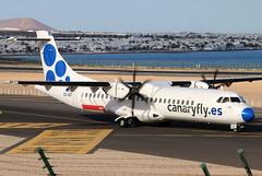 EC-IZO (GH@BHD) Tags: ecizo atr atr72 atr72500 cnf canaryfly ace gcrr arrecifeairport arrecife lanzarote airliner aircraft aviation turboprop