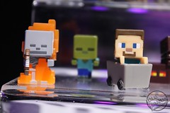 Toy Fair 2017 Mattel Minecraft 24 (IdleHandsBlog) Tags: matteltoyfair2017 minecraft toys videogames