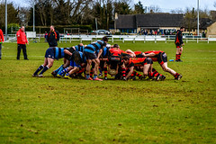 Witney 3's vs Swindon College-1094