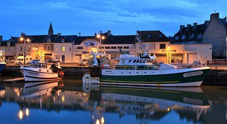 Port-en-Bessin-Huppain Calvados Basse-Normandie