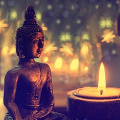 BUDA (GLAS-8) Tags: buda vela relajacion meditacion nirvana macro mcarmenverde glas8