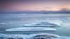 Twilight zone (Mika Laitinen) Tags: balticsea canon5dmarkiv europe helsinki kallahdenniemi leefilters suomi vuosaari clif cloud cold color frozen ice landscape nature ocean outdoor rock sea seascape shore sky snow sunset winter uusimaa finland fi