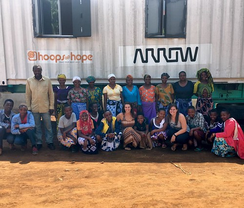 """Today Neema International and our amazing donors made 13 dreams come true! Our first class of digitruck kids and their parents were told that they will be getting the chance to go back to school and finally get the education they deserve! All of these stu • <a style=""""font-size:0.8em;"""" href=""""http://www.flickr.com/photos/59879797@N06/33388210482/"""" target=""""_blank"""">View on Flickr</a>"""