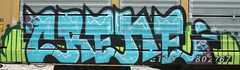 Crene (Skyline Crony) Tags: graffiti paint tag caps vandal piece freight throw 513 crene streal