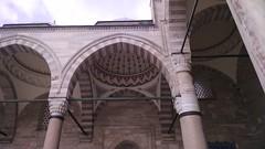 Avlu of Suleymaniye Mosque (Guacamoliest) Tags: turkey istanbul mosque sinan avlu süleymaniyecamii
