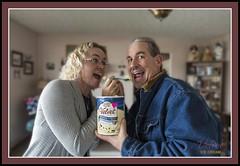Velvet Ice Cream Contest (Steve Stambaugh Jr.) Tags: sexy love beautiful cabin nikon contest babe valentine velvet icecream winner wife lover share shawna shawnalee