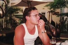 millennium11_adriaan (fjordaan) Tags: hermanus southafrica 1999 scanned sa adriaan