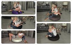 [satus Inc] Multipurpose Cushion - Round (Adult & PG) Sample Pose 2 (Satus Voltz) Tags: 2 pose adult pg round sample cushion multipurpose satusinc