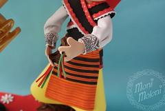 traje regional fofucha (moni.moloni) Tags: banda pareja musica tuba traje regional zamora foamy danzas coros folclore fofucho gomaeva fofucha fofuchos fofuchas