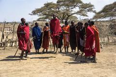 Masai jumping (chris_a_bond) Tags: tanzania sony safari serengeti masai a6000 tanzanianationalparks ilce6000 sonya6000 sonyilce6000