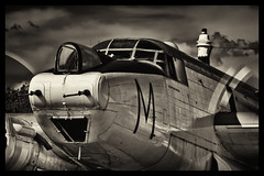 Avro Shackleton AEW2 - 16 (mod) (NickJ 1972) Tags: aviation air airshow bm coventry pageant shackleton avro 2015 baginton wr963 aew2