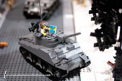 M13_9310 (emjay_photo) Tags: winter snow pieces lego nazi battle crater armor piece build armour builder panzer bulge allies wehrmacht d300s