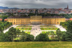 Schnbrunn Palace (Matthias Harbers) Tags: schnbrunn vienna wien park city travel urban building castle art history museum architecture photoshop lens photography austria nikon europe culture sigma palace os elements labs d750 dxo residence schloss f4 hdr dg reise topaz 3xp photomatix 24105mm tonemapped hsm