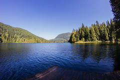 Loon Lake (weiball) Tags: ocean blue camping trees lake canada green nature water vancouver canon river landscape photography bc britishcolumbia richmond loonlake canonrebel mapleridge 550d t2i canon550d canont2i rebelt2i canonrebelt2i