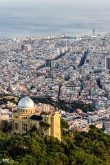 Obersvatory in Barcelona