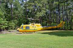 UH-1B, (N2169K), North Carolina, Chatham County, North Carolina Division of Forestry (EC Leatherberry) Tags: bell aircraft northcarolina helicopter chathamcounty uh1b northcaroinadivisonofforestry