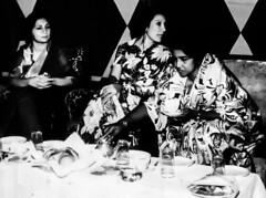 My mother with Mrs. Bhutto in 1975 (Doc Kazi) Tags: ayesha ashraf nusrat abbasi bhutto kazi