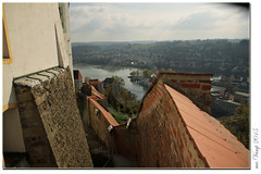 Passau (Niederbayern) auf der Veste Oberhaus (Mr.Vamp) Tags: autumn castle herbst schloss vamp passau burganlage vesteoberhaus dreiflssestadt cityofthreerivers mrvamp passauniederbayern passaulowerbavaria
