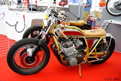 Caf Racer Pure Motorcycles - Nice Classic Riviera 2014 (Ferrari-live / Franck@F-L) Tags: caf bike cafe motorcycles moto custom pure racer