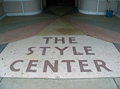 OH Lorain - The Style Center (scottamus) Tags: ohio tile floor entrance storefront welcome entry terrazzo lorain loraincounty thestylecenter