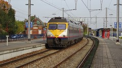 AM 314 - L34 - HERSTAL (philreg2011) Tags: train break trein nmbs herstal sncb am80 l34 am314 ic20145363 ic20145300