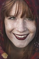 lorena3 (martina.spoljaric1989) Tags: portrait woman girl ginger redhead freckles freckled