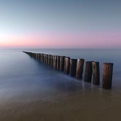 Cadzan-bad square (Dariusz Wieclawski) Tags: longexposure sunset sea seascape square seaside nikon dusk availablelight lee breakwater slowshutterspeed cadzandbad leefilters zf2 nikond700 distagont3518 dutchseaside nikondslrcarlzeiss nikonpassionpool
