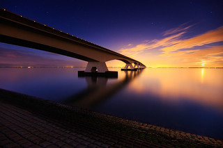 Zeelandbridge, The Netherlands