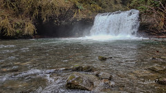 2015-135309 (jjdun7) Tags: water oregon creek forest river landscape waterfall buttecreekfalls santiamstateforest oldandabanded