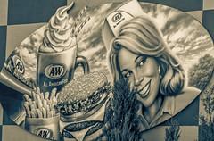 A&W (Nicholas Eckhart) Tags: columbus ohio usa retail america us fastfood oh stores aw ljs longjohnsilvers 2015 lincolnvillage