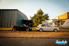 "MK4 & Polo 6N2 • <a style=""font-size:0.8em;"" href=""http://www.flickr.com/photos/54523206@N03/23332935745/"" target=""_blank"">View on Flickr</a>"