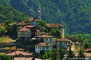 Traditional Taraklı Houses Sakarya
