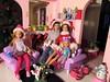 Merry Christmas (flores272) Tags: christmas chelsea chelseadoll teresadoll kendoll barbiedoll barbiefurniture barbiehouse foldupbarbiehouse 100posesdoll doll dolls toy toys
