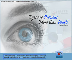 Your Eyes are more precious then any gems & pearls (bhartieye) Tags: bharti eye eyecare delhi services refractive retina treatment care laser surgery asthetics phacoemulsification cataract catract oculoplasty phacocataract glucoma glaucoma hospital foundation