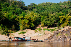 . (DEARTH !) Tags: mekong laos southeastasia lao dearth hmong slowboat mekongriver travel sainyabuliprovince la