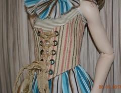 DSC_6938 (Harpia_s) Tags: dollstown kaye wiggs sd elf alina corset corsage