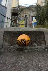 Intra Larue 887 (intra.larue) Tags: intra urbain urban art moulage sein pecho moulding breast teta seno brust formen téton street arte urbano pit lyon