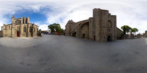 Porte - Cité de Cracassonne