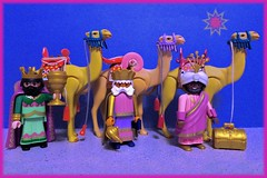 Magical Magi (Topsy Creatori) Tags: magi playmobil 3kings 3wisemen threewisemen threekings