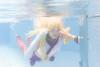 Shimakaze (bdrc) Tags: asdgraphy selp1650 kitlens underwater meikon waterproof housing sony a6000 swimming pool blue water kaori lala shimakaze kancolle kantai collection game cosplay portrait girl