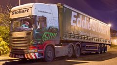 H120 TRACEY ADELE (Barrytaxi) Tags: eddie eddiestobart transport wakefield