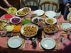 6546 Christmas dinner ready to eat (Andy - Busyyyyyyyyy) Tags: 20161225 ddd dinner fff food meal mmm photostream table ttt xmas2016 xmasday