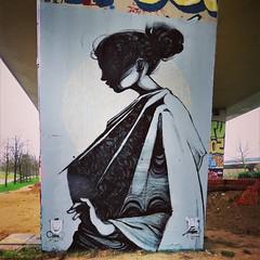 Hello #beauty / #art by #FarmProd - #brussels #Belgium #streetart #graffiti #streetartbel #streetart_daily #urbanart #urbanart_daily #graffitiart_daily #graffitiart #streetarteverywhere #mural #wallart #bxl #latergram #visitbrussels #ilovestreetart #igers