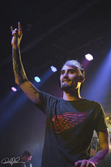 Kyle Pavone (Scenes of Madness Photography) Tags: we came romans wcar man versus vs food tour soundstage baltimore maryland april 2016 live music concert nikon d3200 scenes madness photography kyle pavone