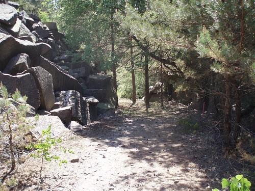 Stenbrott nära Bottna 2008 (1)