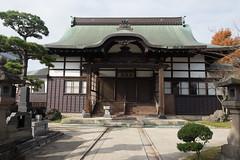 Temple Time (Dominic Sagar) Tags: fujifilm japan t050 t100 t200 xt1 buddhist temple akitashi akitaken jp