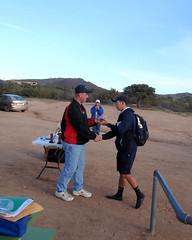 068 Award Presentation (saschmitz_earthlink_net) Tags: 2017 california orienteering vasquezrocks aguadulce losangelescounty laoc losangelesorienteeringclub