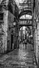 BACKSTREET (Keith Ola Shoebridge (olamefein)) Tags: croatia split street cobbles old